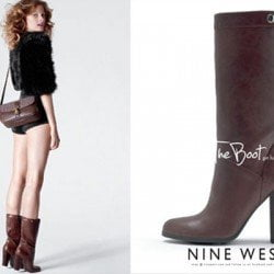 Nine West Çizme Modelleri 2018